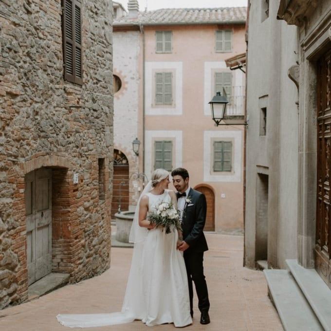 Umbria Italy Destination Wedding